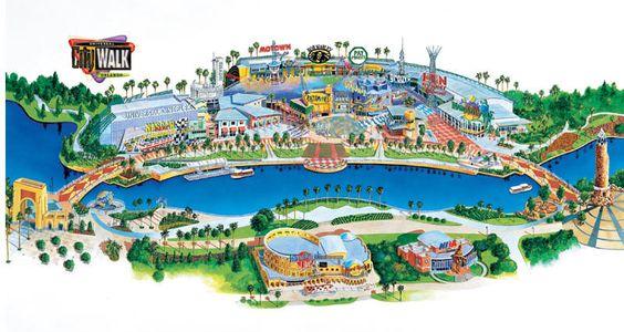 City Walk Universal Orlando - CityWalk Tickets