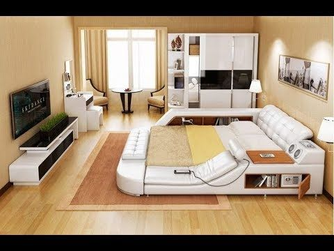 Smart Furniture Great Home Space Saving Ideas Bed Design