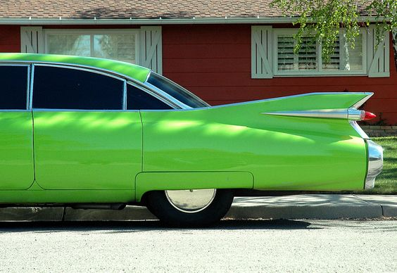 '59 Cadillac Sedan Deville