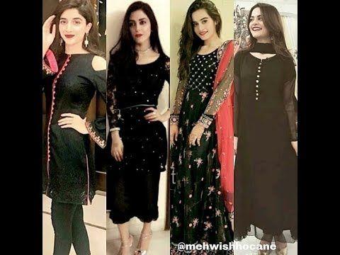 stylish black dresses for girls new design black dresses
