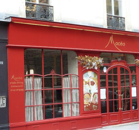 Mac o french restaurant 15 rue des petits champs 75001 paris vegetarian m - 15 rue des halles 75001 paris ...