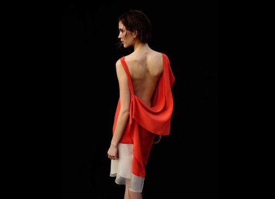 Bianca Spender: Fashion Designer, Bianca Spender, Back Dresses, Spender Backless, Fashion Style, Beautiful Women, Prom Dress, Adrian Mesko, Backless Dresses Amazing