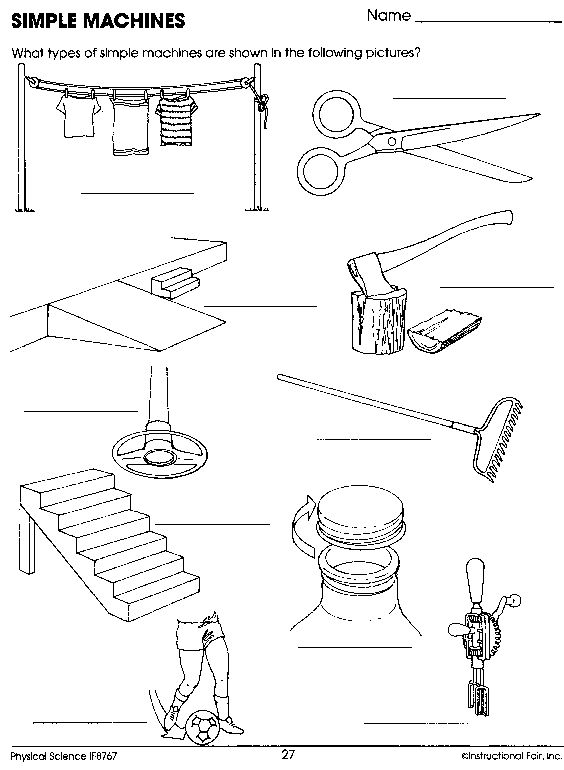 simple machines worksheet free worksheets library download and print worksheets free on. Black Bedroom Furniture Sets. Home Design Ideas