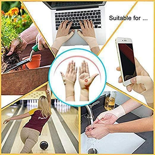 Image result for Magnetic Wrist & Thumb Support