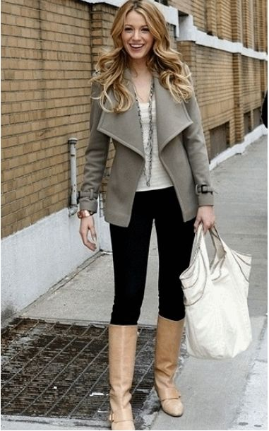 Blake Lively 39 S Fall Fashion Fall Fashion Style Blake Hollywood Fashion Pinterest Style