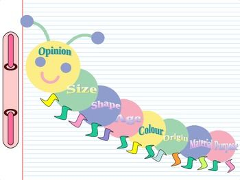 Printable worksheets, The order and Caterpillar on Pinterest