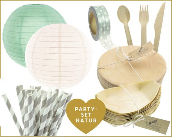 Party-Set Natur
