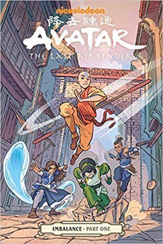 Pdf Download Avatar The Last Airbender Imbalance Part One Free Epub Mobi Ebooks Avatar Legend Of Aang Avatar Airbender The Last Airbender