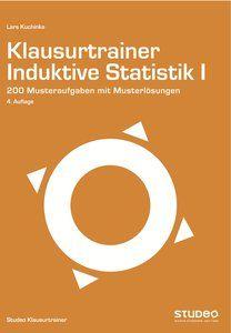 Schneller lernen und trainieren für die Klausur in Induktive Statistik.