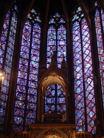 Paris, Sainte Chapelle
