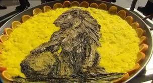 Resultado de imagen de paella ala valenciana
