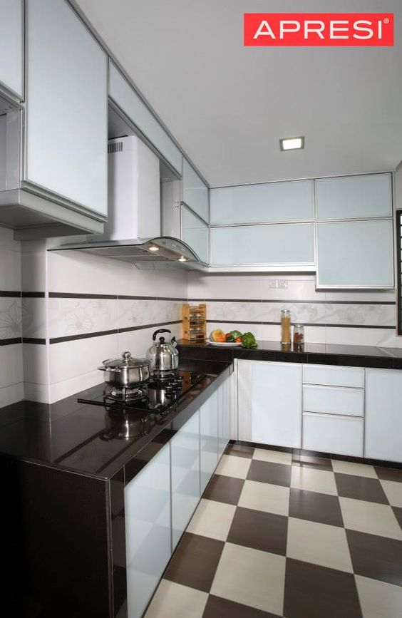 Having Problem With Your Mouldy And Rotten Cabinet Doors Or Peeling Laminate With Our Aluminium Ca Aluminium Kitchen Aluminum Kitchen Cabinets Home Kitchens