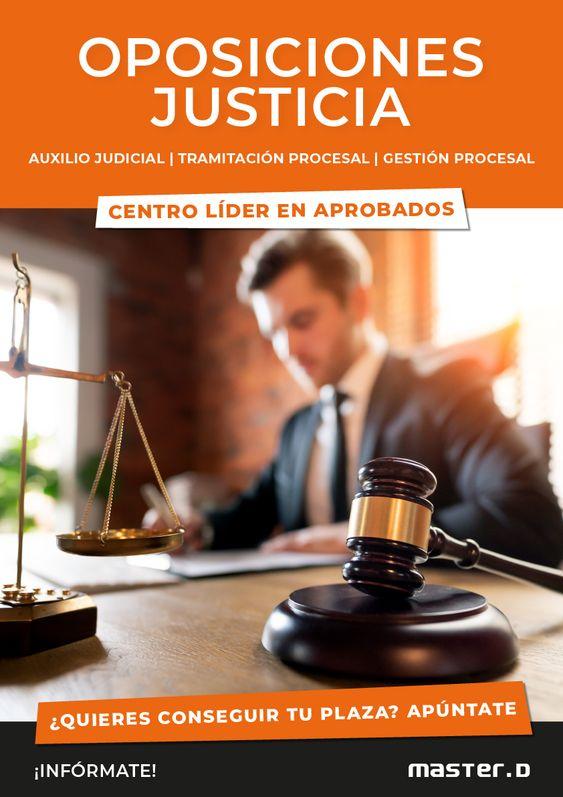 Mejor Academia Oposiciones Justicia Oposicion Justicia Cuerpos De Seguridad