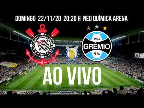 Corinthians X Gremio Ao Vivo Campeonato Brasileiro Gremio Campeonato Brasileiro Viver Sozinho