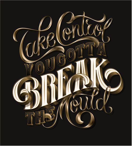 Take Control by Luke Ritchie
