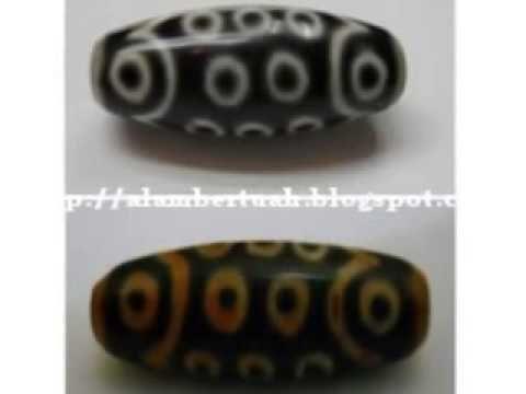 Dzi Stone   གཟི།  天珠   granos   grânulos   Perlen   perles   Бисер   ビーズ...