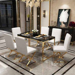 Source Hospitality Furnishing Metal Tables Base And Chairs Gold Colour Frame Base On M Alibaba Com Con Imagenes Muebles Sillas Decoracion De Unas