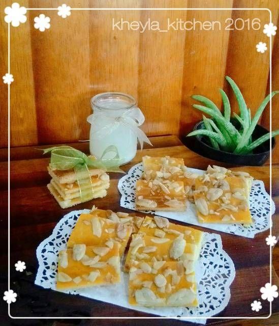 Resep Jan Hagel Cookies Belanda By Kheyla S Kitchen Tar Almond Margarin