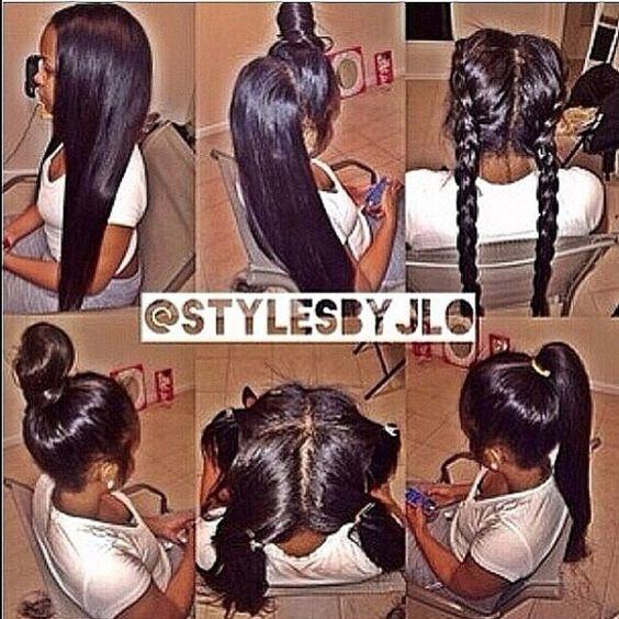 vixen-sew-in-stylesbyjlo-3 #vixenweave #hairtechniques