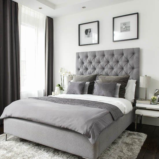 Pin Di Interior Design Ideas In The Bedroom Bedroom ideas grey uk