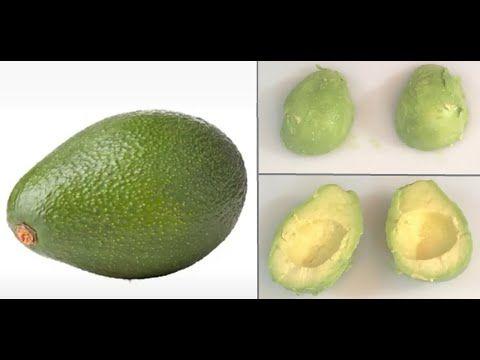 طريقة إحترافية لتخزين الأفوكادو في المجمد ليبقى طازج و صحي Youtube Avocado Fruit Honeydew