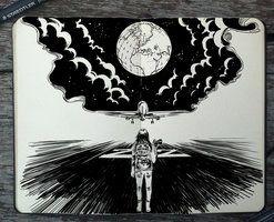 #321 Wanderlust by Picolo-kun