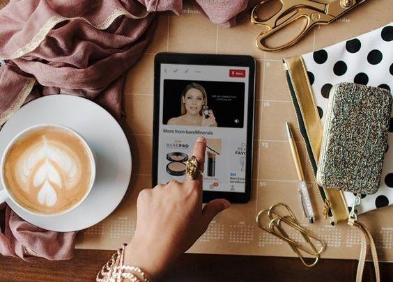 #Pinterest s'initie à pub #Vidéo : un marché à épingler