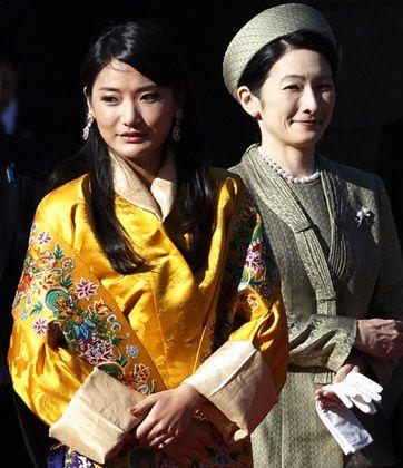 La reina de Bután, un nuevo icono de estilo