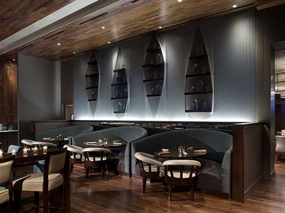 Bar lounge interior design ideas