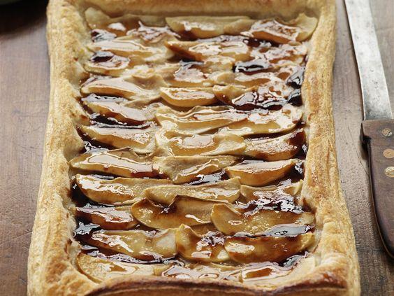 Birnenkuchen | Zeit: 20 Min. | http://eatsmarter.de/rezepte/birnenkuchen-3