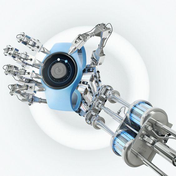 Roger Stagner's Robot/Watch