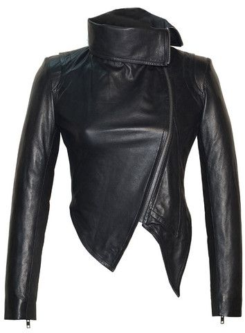 Women Designer Leather Jacket at USD 101 Free Shipping Worldwide ...