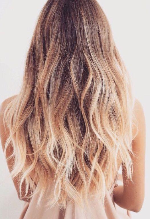 50 Cute Hair Color Ideas For Summer 2018 Pics Bucket Hair Styles Blonde Hair Color Ombre Hair
