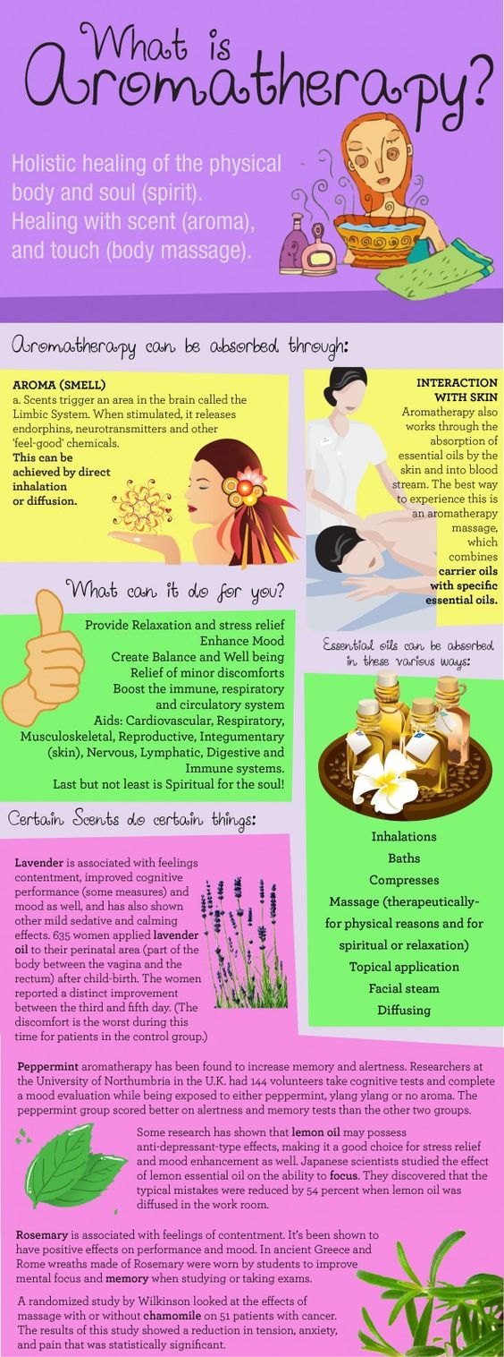 What is Aromatherapy? - #aromatherapy #infographic #healthyliving