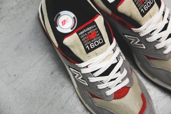 """New Balance 1600 """"Propaganda Pack"""""""