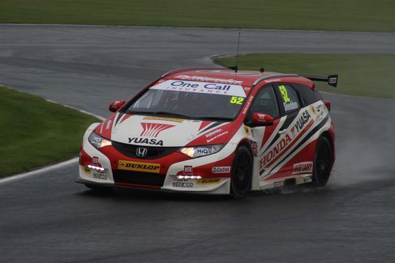Gordon Shedden - Honda Civic Tourer