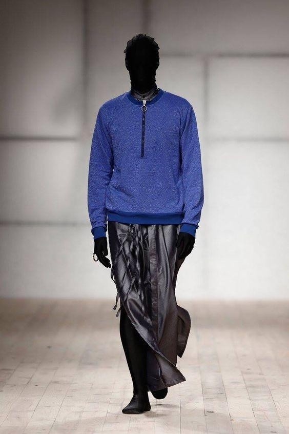 Male Fashion Trends: Ricardo Andrez Spring-Summer 2017 - Moda Lisboa
