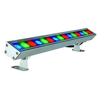 Stainless Steel Narrow Beam Colour Changing LED Strip. Product Code - 10497.00