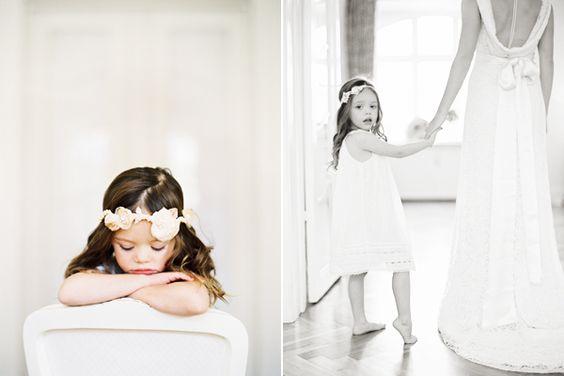 Perfection.  © Alicia Swedenborg - new york wedding photographer. flower girl