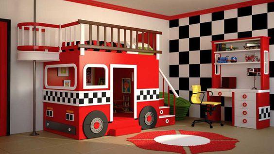 Ideas para la Decoración de Dormitorios Infantiles (parte i) | Ideas Arquitectos