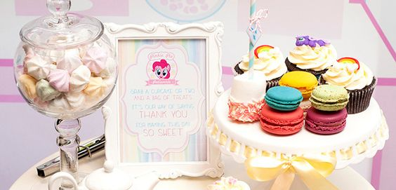 My Little Pony 7th Birthday Party