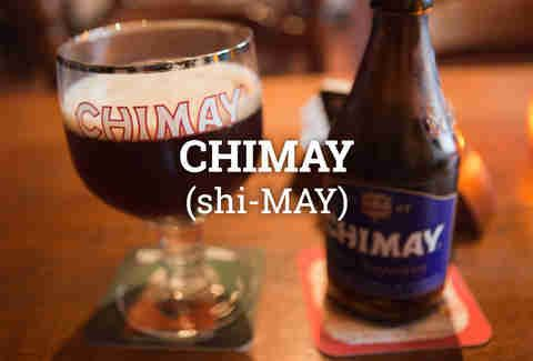 Ông Vua Của Bỉ Của Phải Là Bia Chimay ?