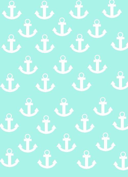 Cute wallpaper! Via:We Heart It | Anchors | Pinterest | We ...