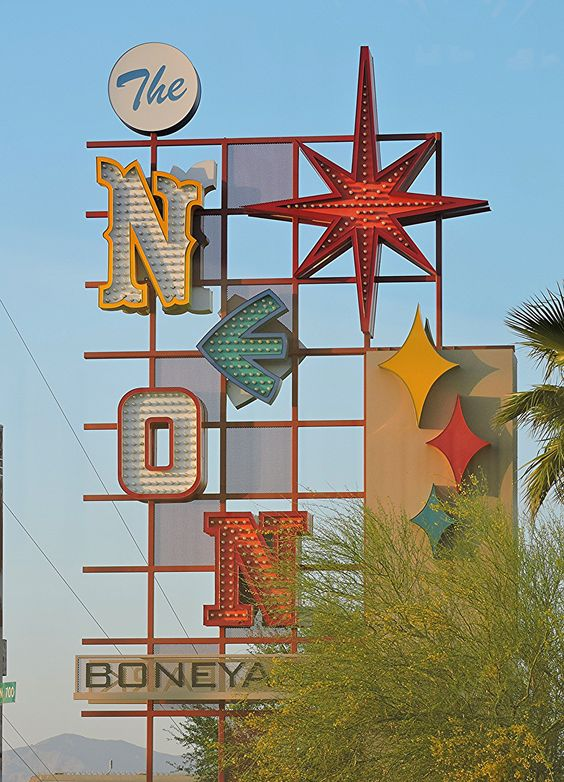 https://flic.kr/s/aHsk71L5pd | The Neon Museum, Las Vegas | Absolutely the highlight of my recent trip to Las Vegas. Book your 1 hour tour on their website before you go. Best time of day for photography is the 7pm tour when the sun is just starting to go down ;) LOVE!!!!!!!