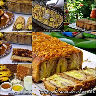 Huumm, que tal a dica do Bolo de Rolinhos de Banana Light para o #lanche? É fácil e rápido e tem cara de delicioso!  #Receita no link => http://www.gulosoesaudavel.com.br/2013/07/20/bolo-rolinhos-banana-light/