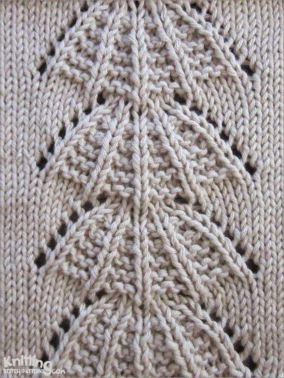 Stockinette Knitting Stitches Instructions : Stitches, Videos and Stockinette on Pinterest