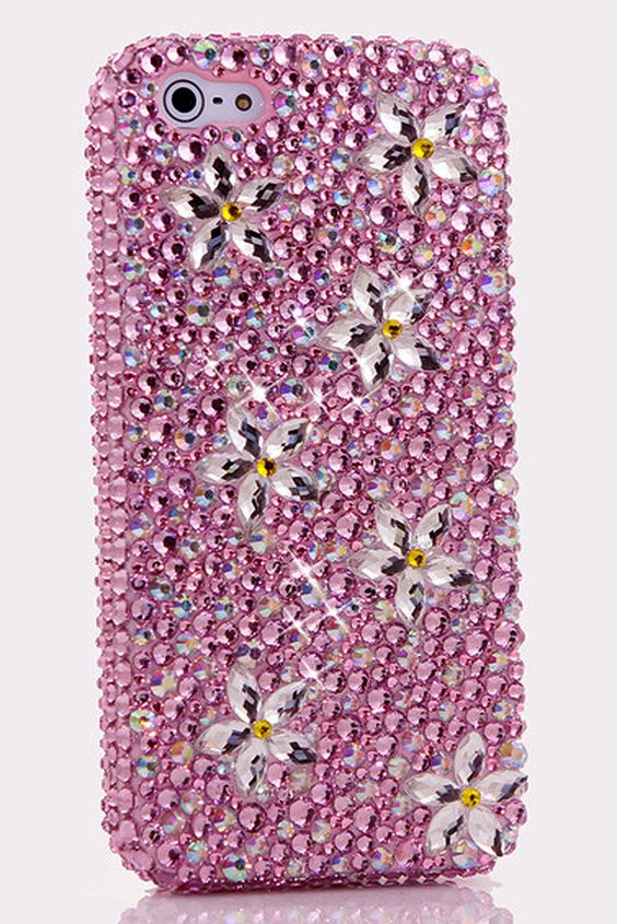 iphone 5c cases for girls bling iphone 5c cases for pink crystals 17423