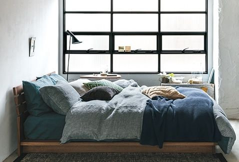 Quiet Actus Online アクタス オンライン インテリア 家具 インテリア 個性的なベッドルーム