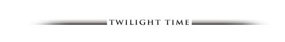 Twilight Time is a company specializing in releasing limited edition classic films on DVD and Blu-ray. All titles are sold online exclusively through Screen Archives Entertainment.