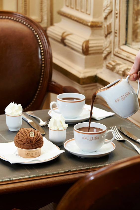 Coffee, France.
